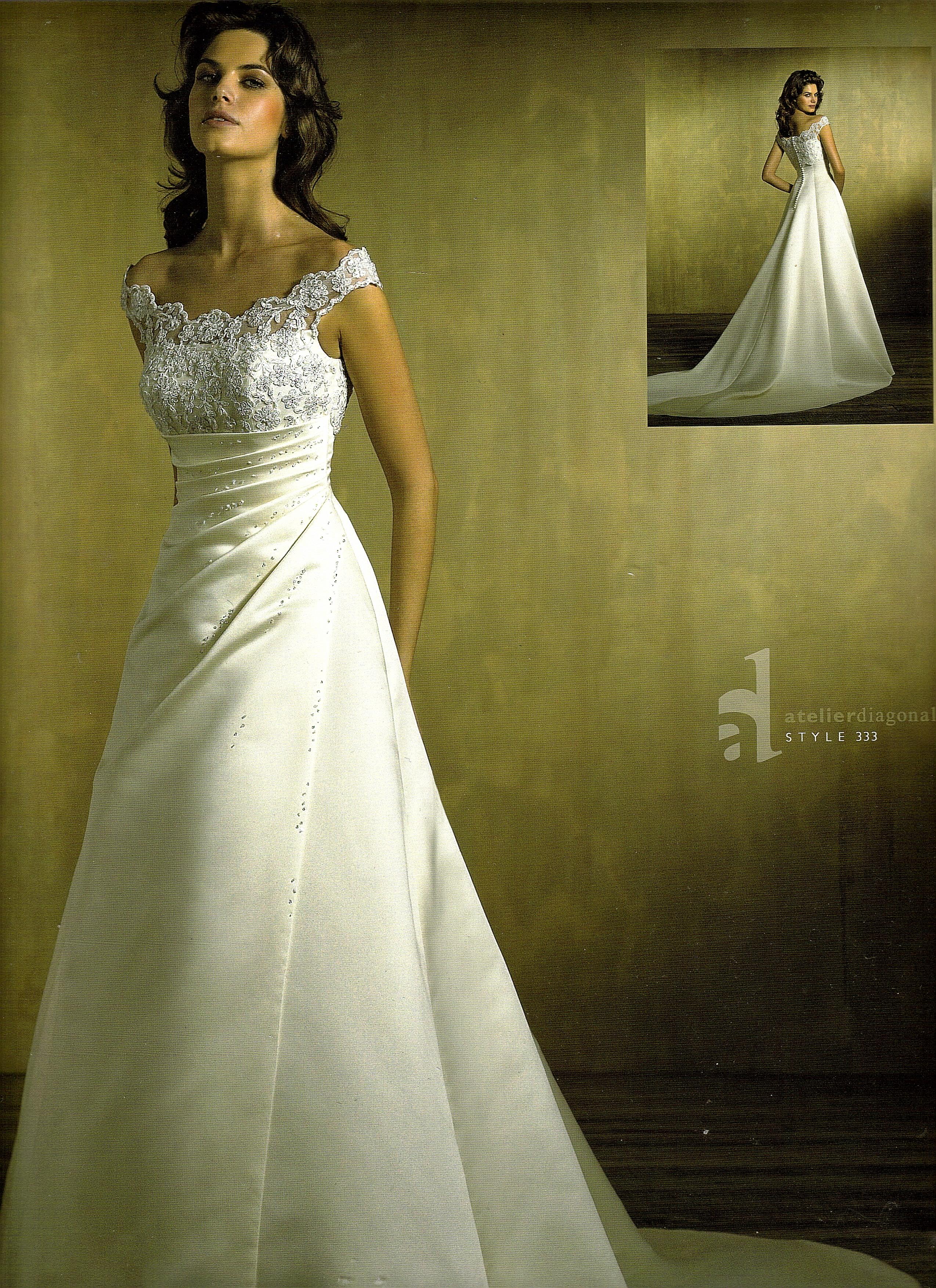 fdc01d6d34 Menyasszonyi ruha (MR333) - Evelin Esküvői Ruhaszalon