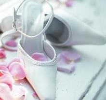 Menyasszonyi, alkalmi cipők