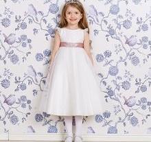 Koszorús lány lányka ruha